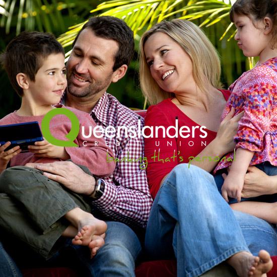 Queenslanders Credit Union web design