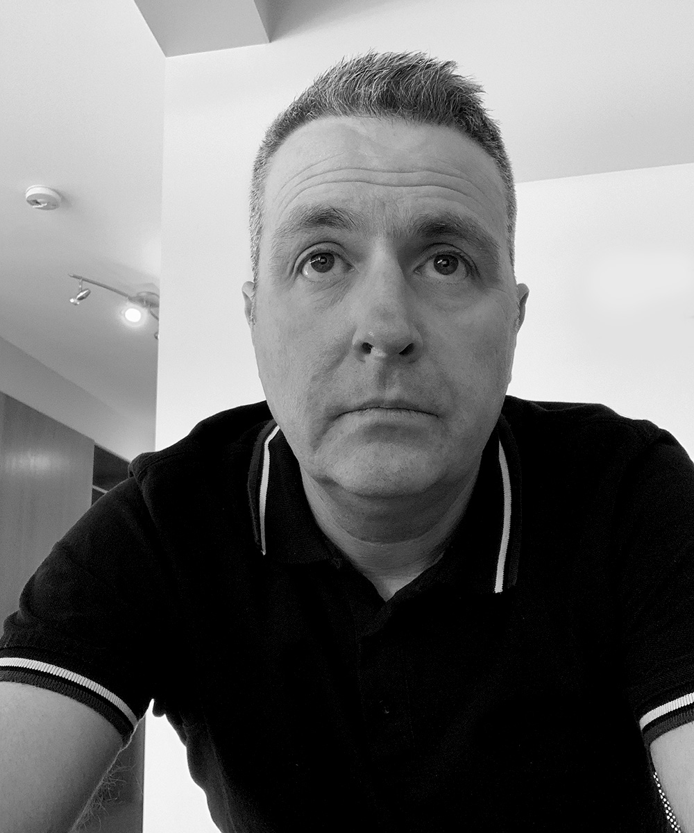 Photo of Phil Kingham digital designer brisbane